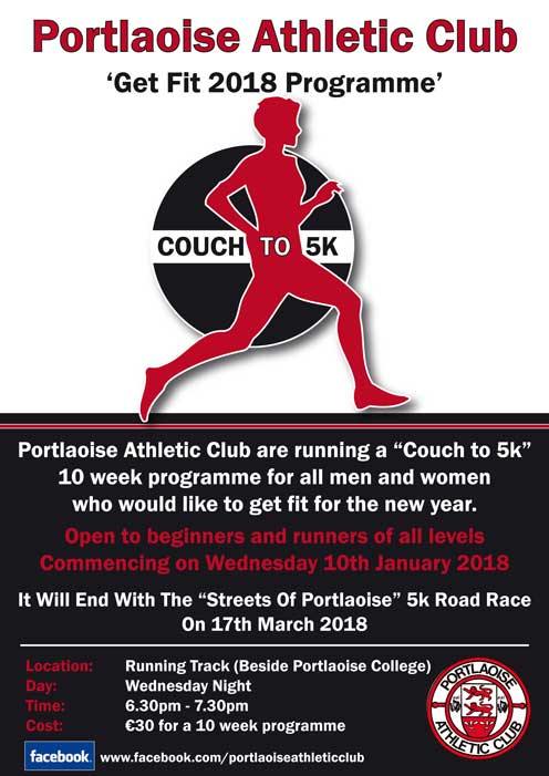 Couch 25K 2018