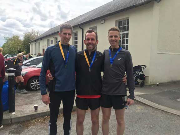 Portlaoise AC Leinster Masters Novice Gowran 2019
