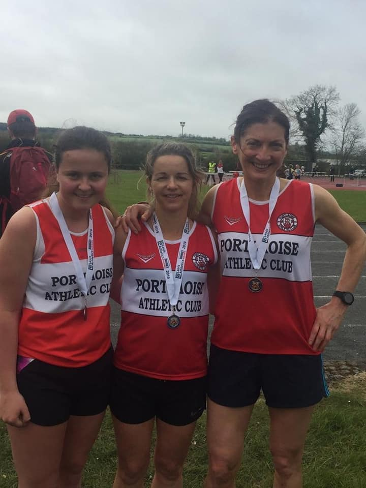 Laois Track and Field St Abbans 2019