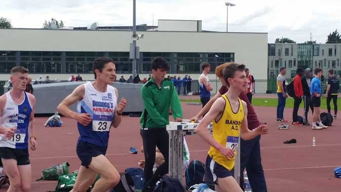 Tom Lupton National League 3K 2017 Pic Credit Laois Athletics