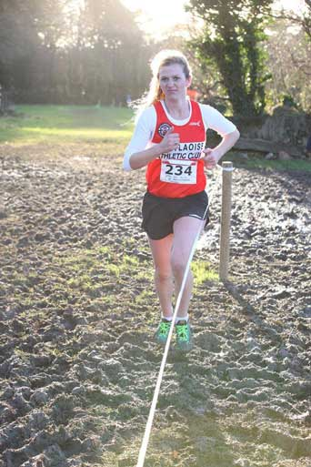 Mary Mulhare XC 2017 Pic Credit Ballyraon Abbeyleix AC